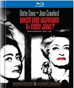 What Ever Happened to Baby Jane Blu-Ray Cover