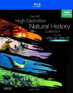 BBC Natural History Collection with Planet Earth Special Edition Cover