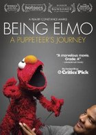 Being Elmo DVD Cover