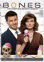 Bones: The Complete 7th Season DVD Cover