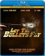 Let the Bullets Fly DVD Cover