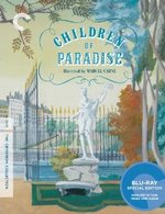Children of Paradise Criterion Collection Blu-Ray Cover