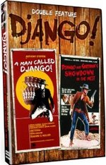 Django! Double Feature DVD Cover