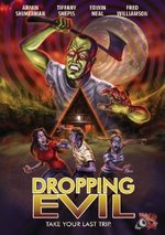 Dropping Evil DVD Cover