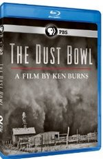 The Dust Bowl Blu-Ray Cover