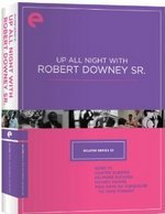 Eclipse Series 33: Up All Night with Robert Downey, Sr. DVD Cover