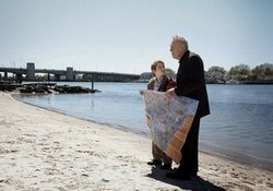Thomas Horn and Max von Sydow in Extremely Loud & Incredibly Close