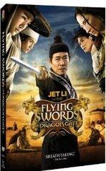 Flying Swords of Dragon Gate DVD Cover