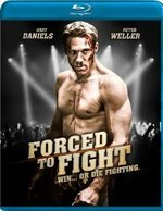 Forced to Fight Blu-Ray Cover