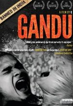 Gandu DVD Cover