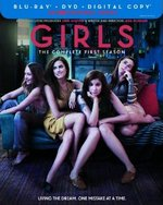 Girls: The Complete First Season Blu-Ray Cover