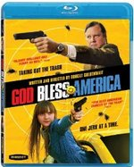 God Bless America Blu-Ray Cover