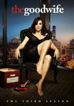 The Good Wife: The Third Season DVD Cover
