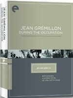 Eclipse Series 34: Jean Gremillion During the Occupation DVD Cover