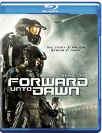 HALO 4: Forward Unto Dawn Blu-Ray Cover