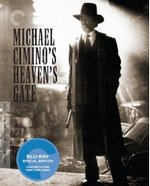 Heaven's Gate Criterion Collection Blu-Ray Cover