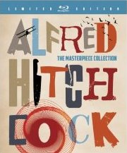 Alfred Hitchcock: The Masterpiece Collection Blu-Ray Cover