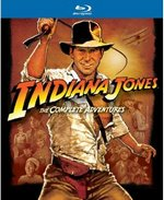 Indiana Jones: The Complete Adventures Blu-Ray Cover