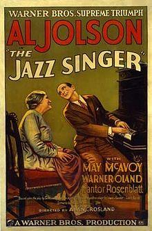 The Jazz Singer Poster
