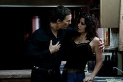Matthew McConaughey and Gina Gershon in Killer Joe