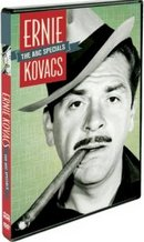 Ernie Kovacs: The ABC Specials DVD Cover