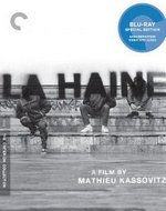 La haine Criterion Blu-Ray Cover