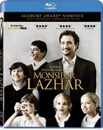 Monsieur Lazhar DVD Cover