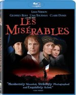 Les Miserables Blu-Ray Cover