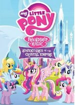 My Little Pony: Friendship is Magic - Adventures in the Crystal Empire DVD Cover