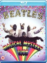 The Beatles Magical Mystery Tour Blu-Ray Cover