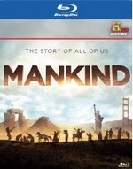 Mankind: The Story of Us All Blu-Ray Cover