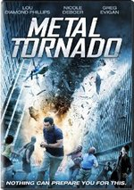 Metal Tornado DVD Cover