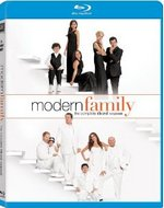 Modern Family: The Complete Third Season DVD Cover