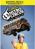 Nitro Circus: The Movie DVD Cover