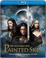Painted Skin: The Resurrection Blu-Ray Cover