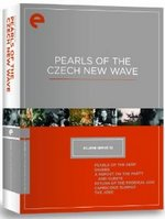 Pearls of the New Czech Wave DVD Cover