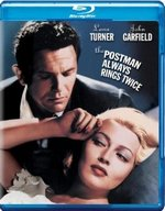 The Postman Always Rings Twice Blu-Ray Cover