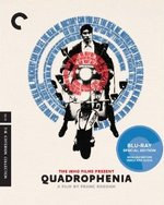 Quadrophenia Criterion Collection Blu-Ray Cover