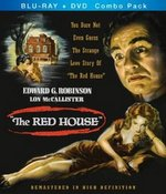 The Red House Blu-Ray/DVD Cover