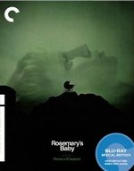 Rosemary's Baby Criterion Collection Blu-Ray Cover