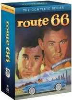 Route 66: The Complete Series DVD Cover