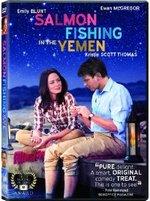 Salmon Fishing in the Yemen DVD Cover