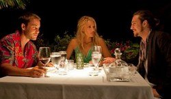 Taylor Kitsch, Blake Lively and Aaron Taylor-Johnson in Savages