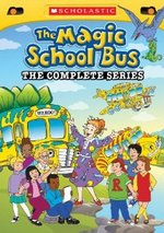 The Magic School Bus: The Complete Series DVD Cover