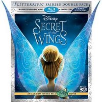 Secret of the Wings Blu Ray Cover