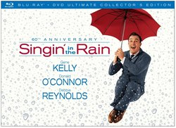 Singin' In the Rain 60th Anniversary 3-Disc Ultimate Collector's Edition Blu-Ray Box Set