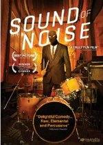 Sound of Noise DVD Cover
