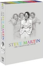 Steve Martin: The Television Stuff DVD Cover