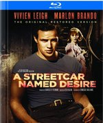 A Streetcar Named Desire Blu-Ray cover