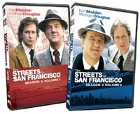 The Streets of San Francisco Vol. 4 Part 1-2 DVD Cover